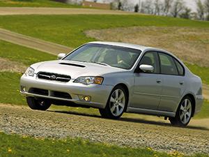 Subaru Legacy 4 дв. седан Legacy