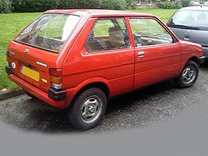 Subaru Mini Jumbo 3 дв. хэтчбек Mini Jumbo