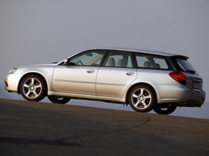 Subaru Legacy 5 дв. универсал Outback