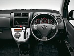 Subaru Pleo 5 дв. хэтчбек Pleo