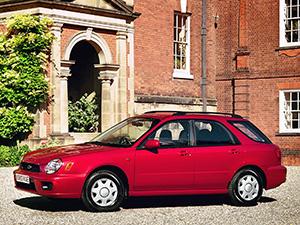 Subaru Impreza 5 дв. универсал Plus