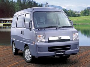 Subaru Sambar 5 дв. минивэн Sambar