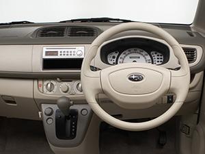 Subaru Stella 5 дв. минивэн Stella
