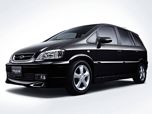 Subaru Traviq 5 дв. минивэн Traviq