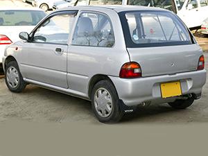 Subaru Vivio 3 дв. хэтчбек Vivio