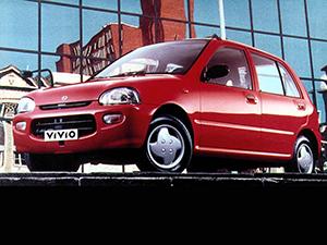 Subaru Vivio 5 дв. хэтчбек Vivio