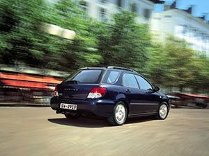 Subaru Impreza Wagon 5 дв. универсал Wagon