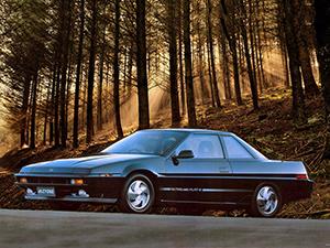 Subaru Alcyone / XT 2 дв. купе XT