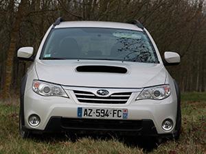 Subaru Impreza XV 5 дв. кроссовер XV