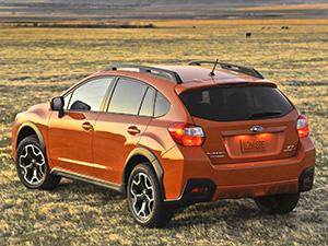 Subaru XV 5 дв. хэтчбек XV