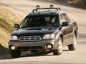 Технические характеристики Subaru Baja