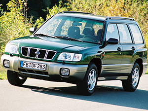 Технические характеристики Subaru Forester