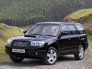 Технические характеристики Subaru Forester 2.5 XT AWD 2005-2008 г.