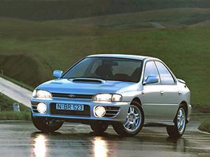 Технические характеристики Subaru Impreza 2.0 Turbo AWD 1993-1997 г.