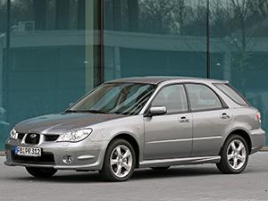 Технические характеристики Subaru Impreza Wagon