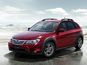 Технические характеристики Subaru Impreza XV