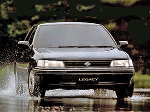Legacy с 1989 по 1995
