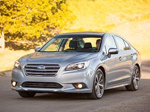 Технические характеристики Subaru Legacy