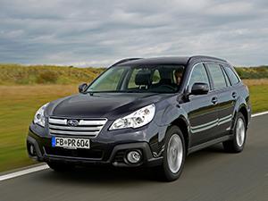 Технические характеристики Subaru Outback / Lancaster