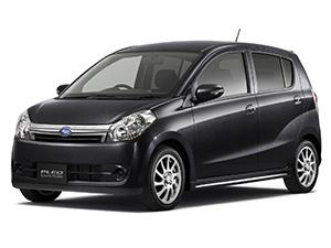 Технические характеристики Subaru Pleo