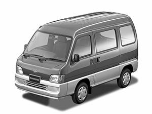 Технические характеристики Subaru Sambar Dias 0.7 AWD 1999-2002 г.