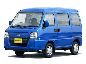 Технические характеристики Subaru Sambar