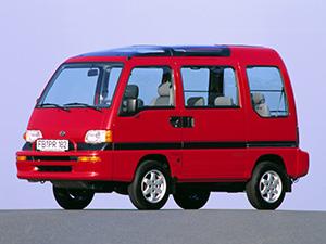 Технические характеристики Subaru Libero
