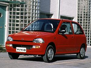 Vivio с 1992 по 2000