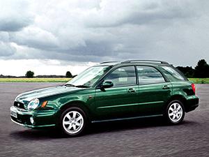 Wagon с 2000 по 2003