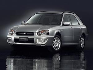 Wagon с 2003 по 2005