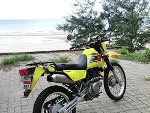 Suzuki DR эндуро 200 SE