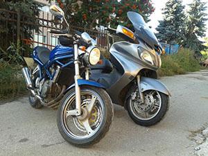 Suzuki Bandit классик 250 GJ74A