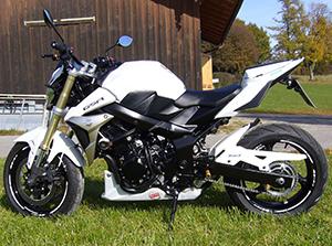 Suzuki GSR спортбайк 750