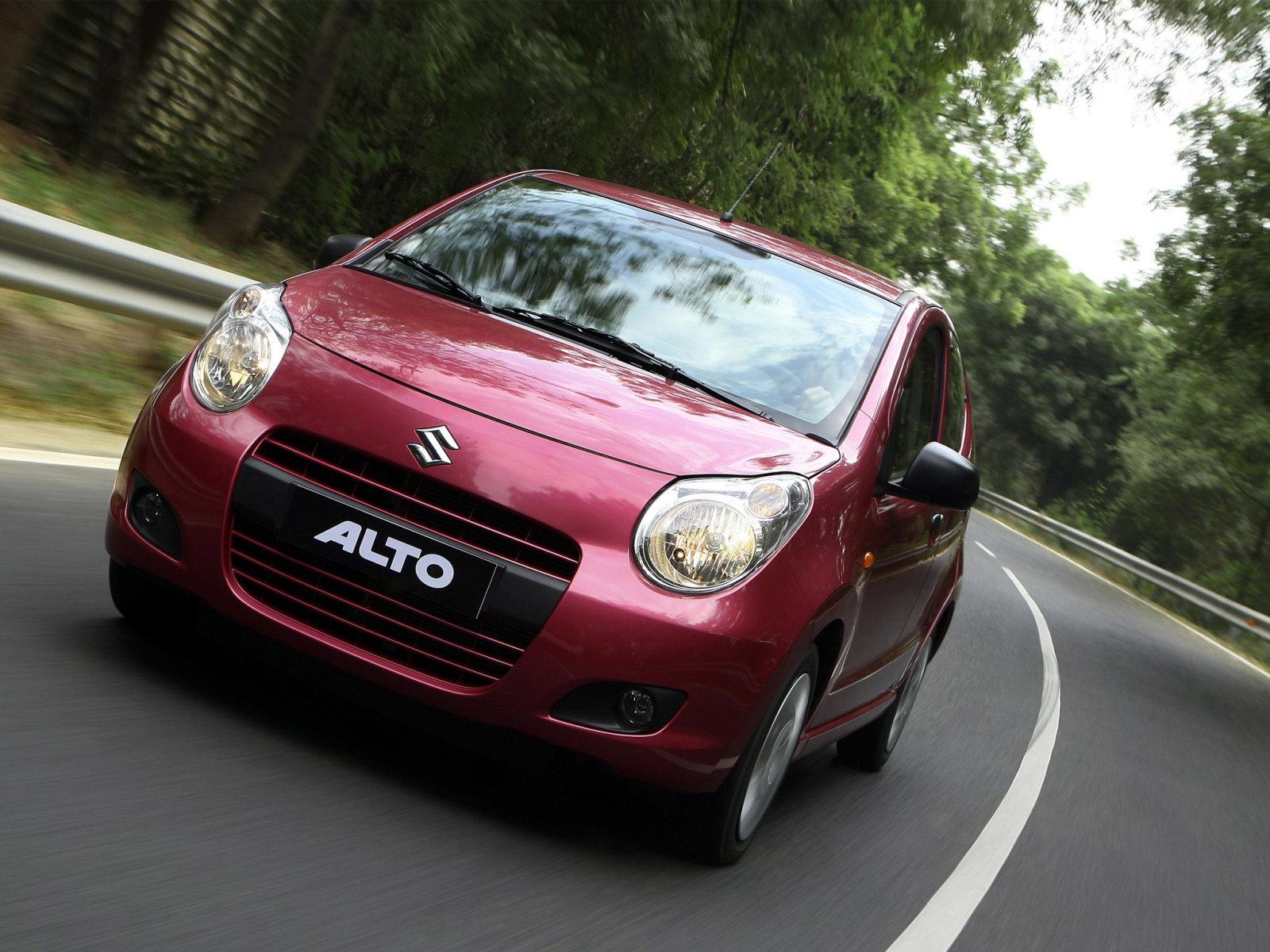 Suzuki (Сузуки) Alto 2009- г.
