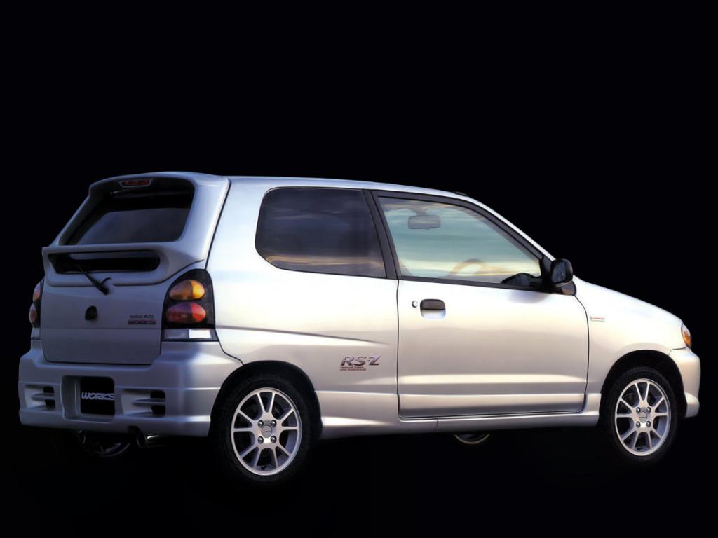 Suzuki (Сузуки) Alto 2000-2002 г.