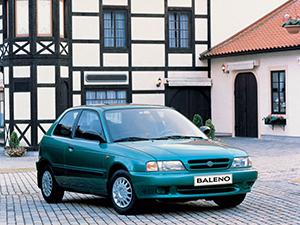 Suzuki Baleno 3 дв. хэтчбек Baleno