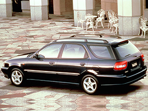 Suzuki Baleno 5 дв. универсал Wagon
