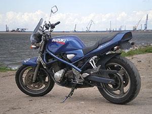 Suzuki Bandit спорт-турист 400