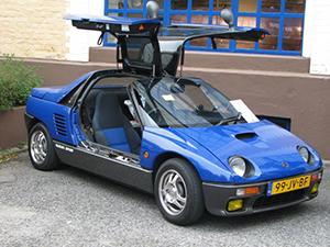 Suzuki Cara 2 дв. купе Cara