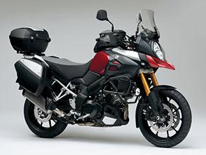 Suzuki DL V-Strom эндуро DL 1000 V-Strom