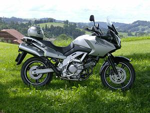 Suzuki DL V-Strom эндуро DL 650 V-Strom