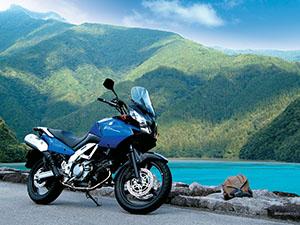 Suzuki DL V-Strom эндуро DL 650A V-Strom