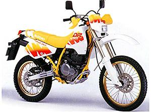 Suzuki DR эндуро 250 S