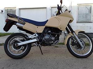 Suzuki DR эндуро 650 RSE
