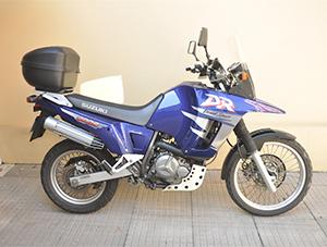 Suzuki DR эндуро 800 S