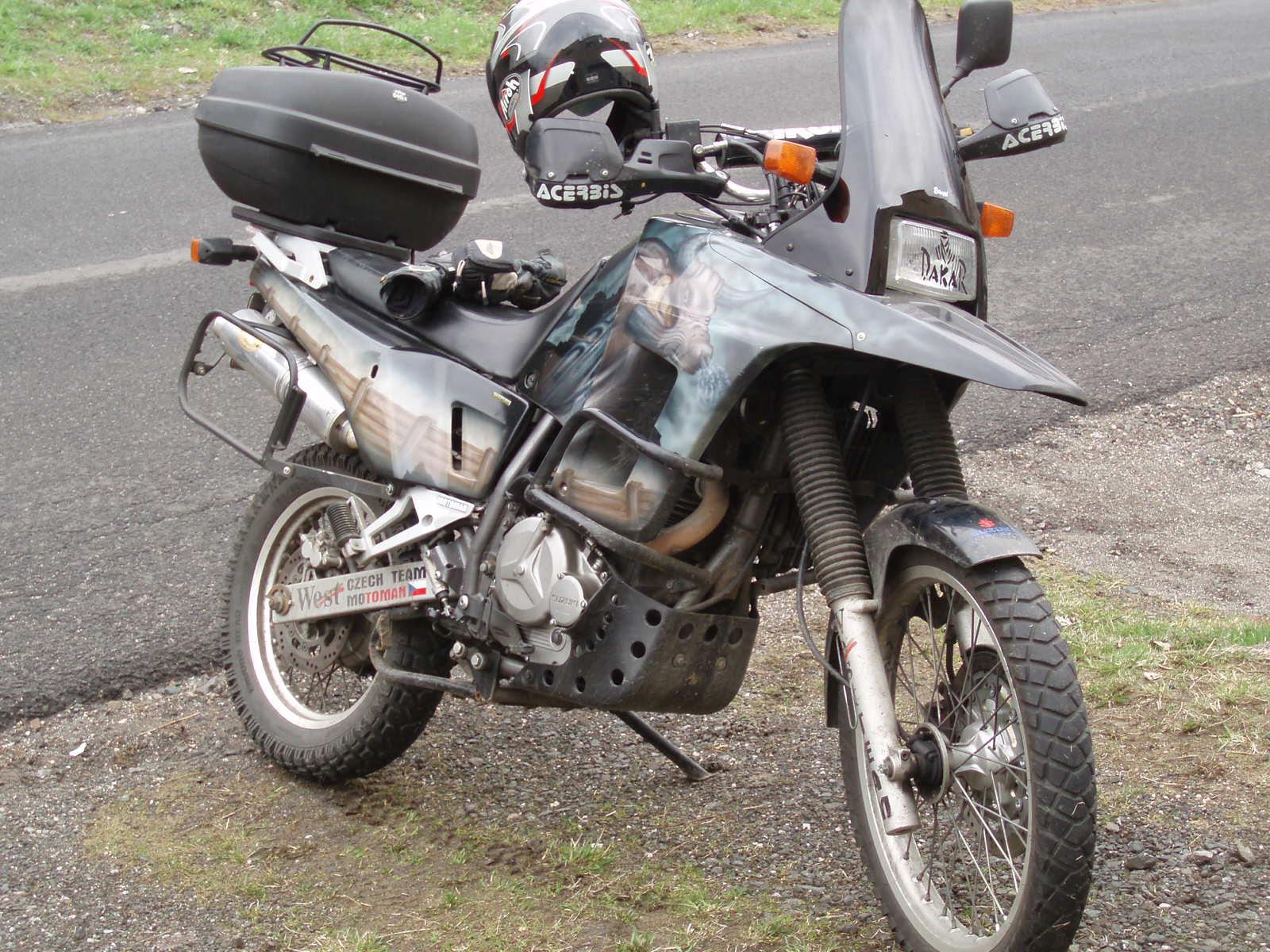 Suzuki (Сузуки) DR 800 S - г.