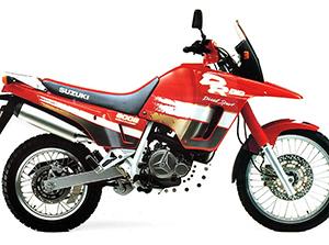 Suzuki DR эндуро Big 800 S