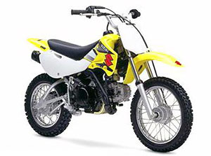 Suzuki DR-Z эндуро 110