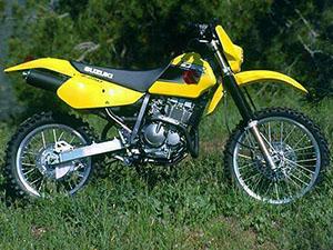 Suzuki DR-Z эндуро 250