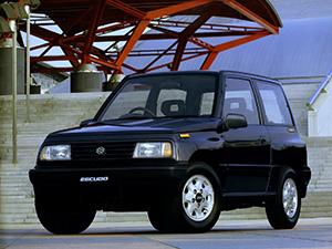 Suzuki Escudo 3 дв. внедорожник Escudo